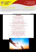 NEWSLETTER-16-9-2020